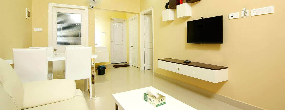 Serviced villa In Wayanad