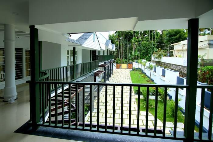 Corridors At Hotels In Wayanad