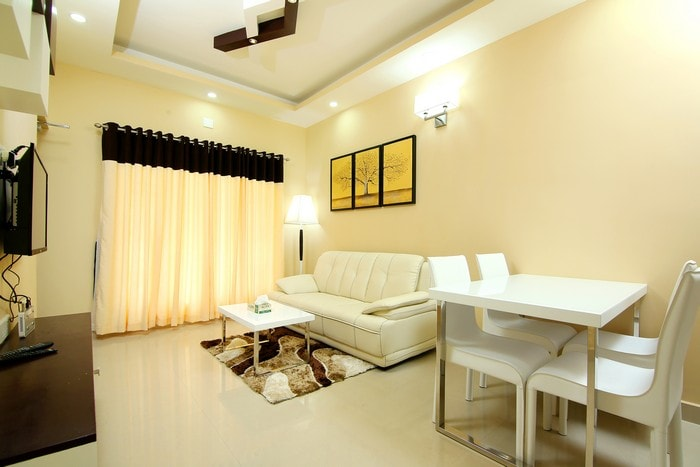 Hotel Hall In Wayanad